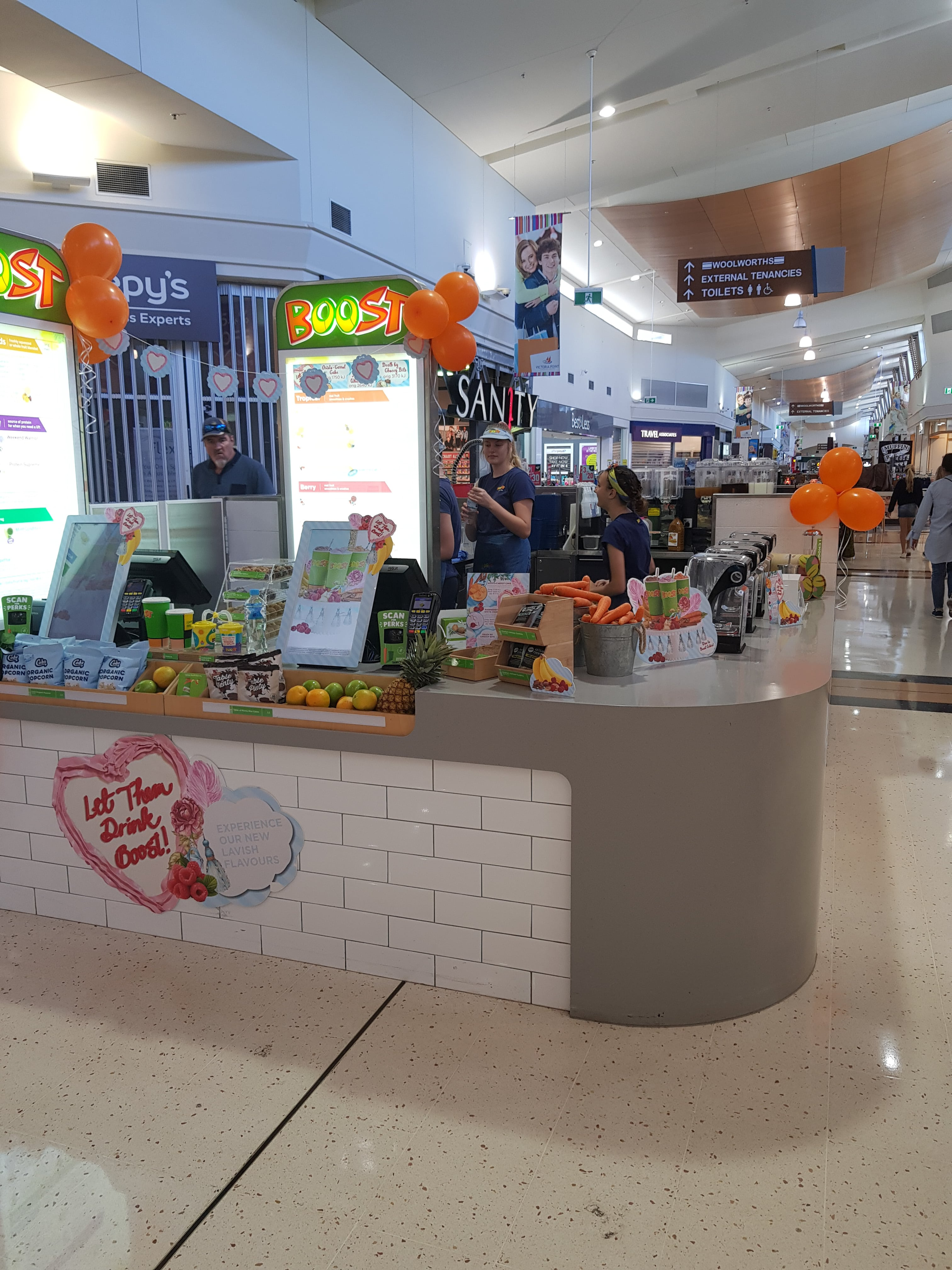 Private: Victoria Point, QLD – Existing Store