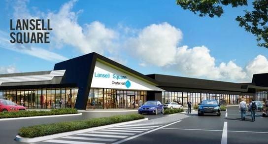 Lansell Square, Bendigo – Existing Store