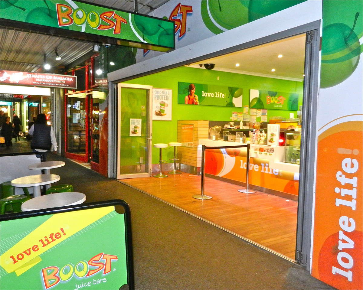 Private: Glenferrie Road, VIC – Existing Store