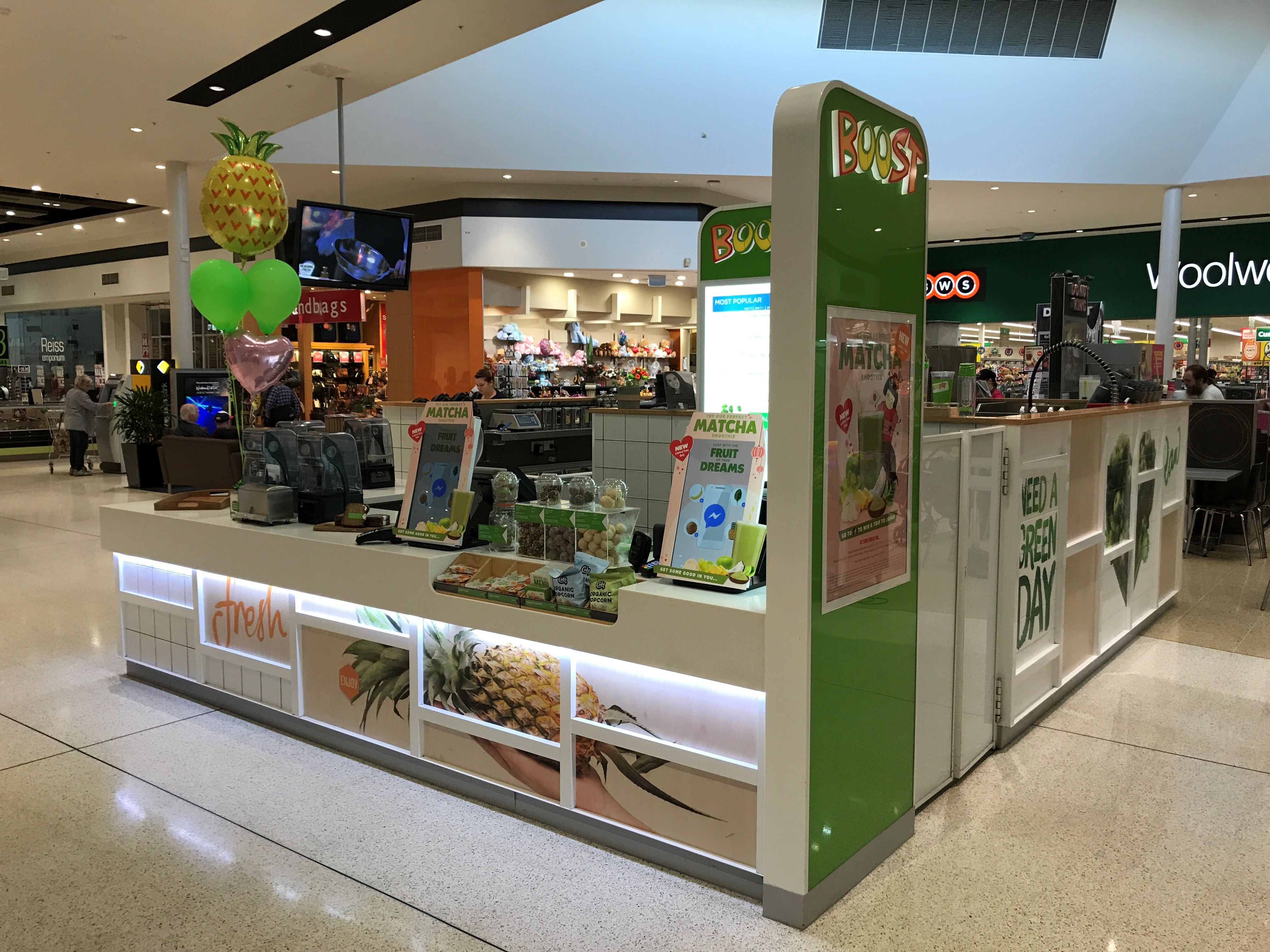 Bateau Bay Square, NSW – Existing Store