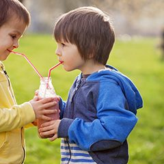 Yummy tricks to the perfect kids smoothie