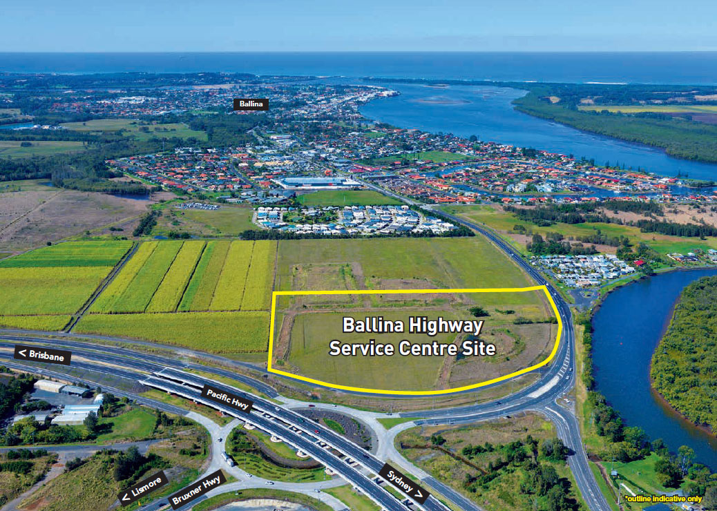 Ballina Highway Service Centre, NSW