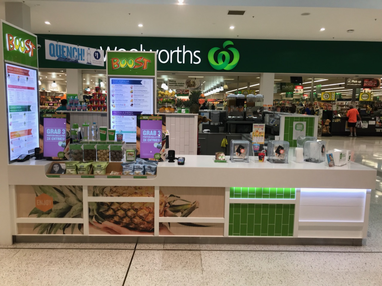 Mt Ommaney Centre, QLD – Existing Store