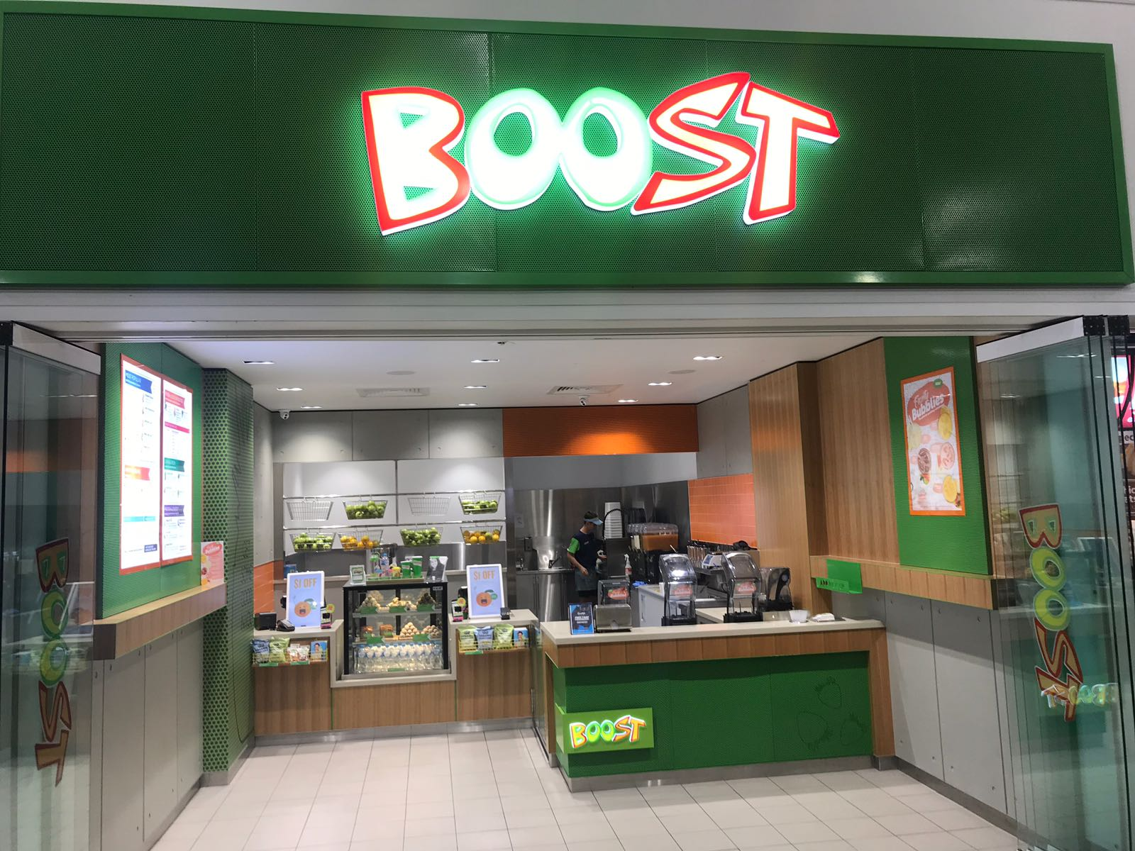 Valley Metro, Brisbane, QLD – Existing Store