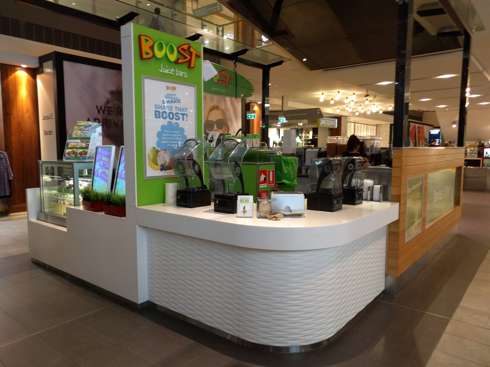 Wollongong, NSW – Existing Store
