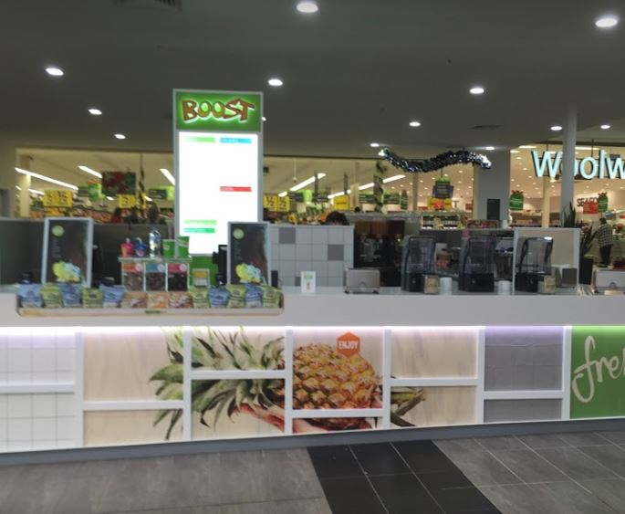 Lansell Marketplace, Bendigo- VIC Existing store