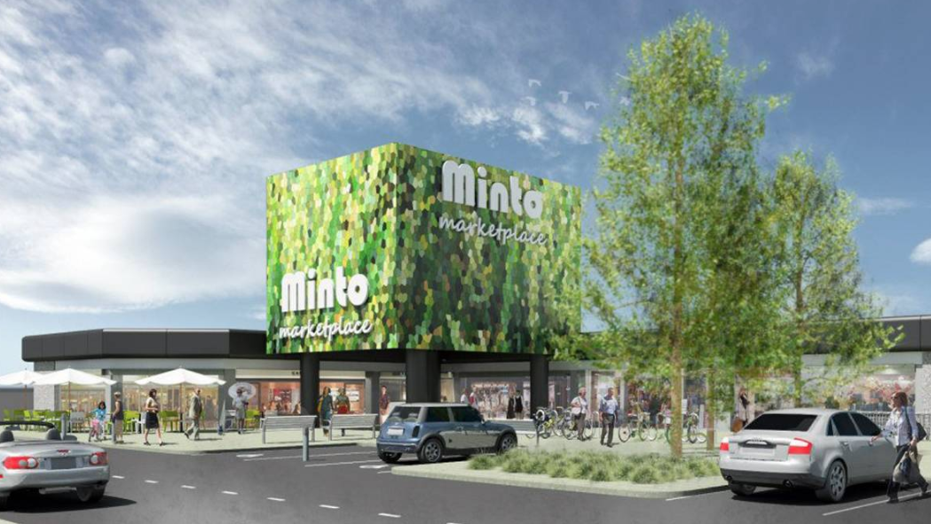 Minto Marketplace, NSW