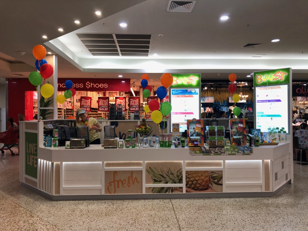 Mackay, QLD – Existing Store