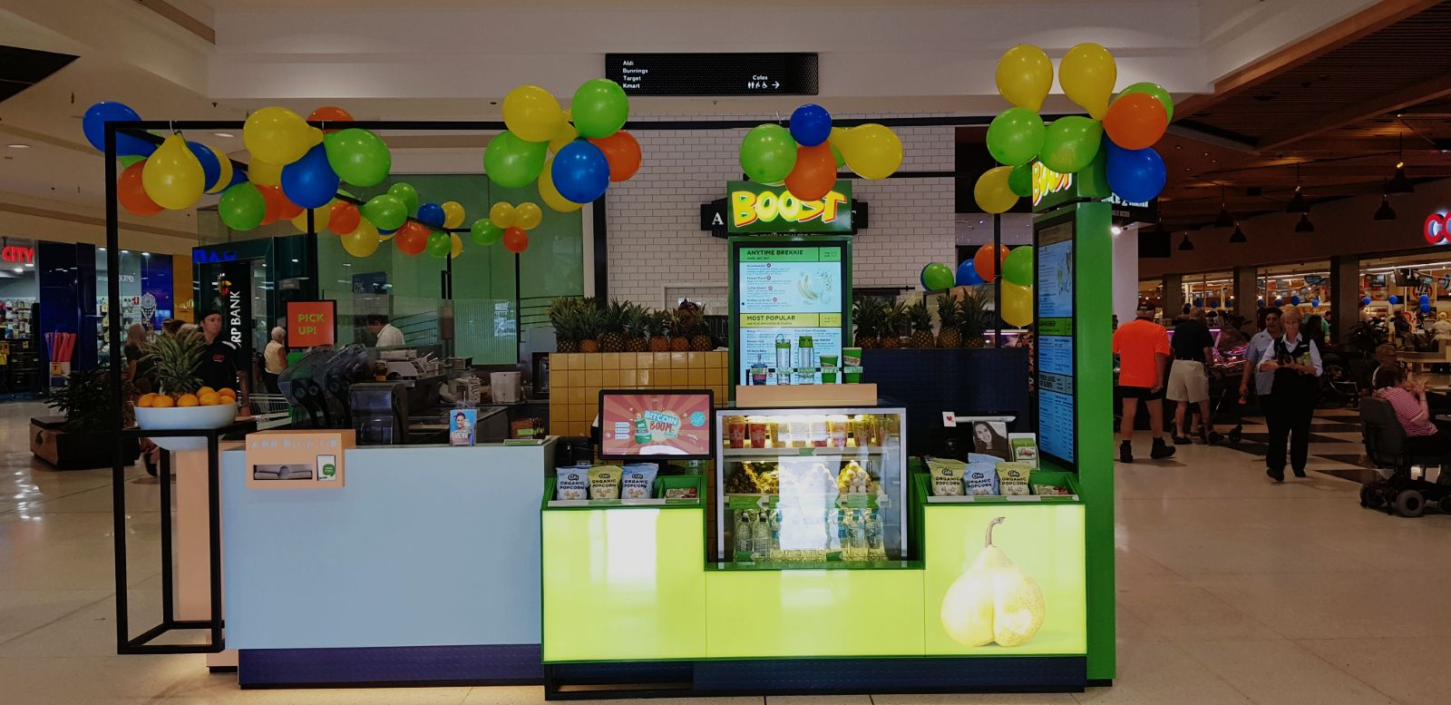Private: Toombul- QLD, Existing Store