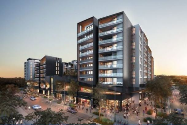 Ed Square- Edmondson Park, NSW- Taking expressions of interest