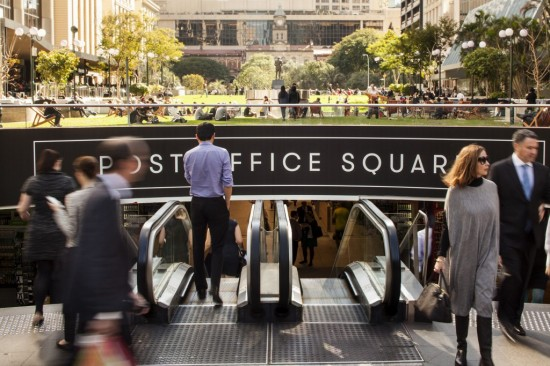 Post Office Square, Brisbane CBD