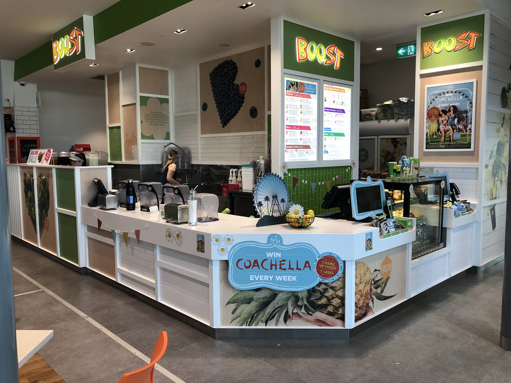 Caboolture, QLD – Existing Store