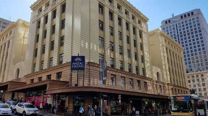 Brisbane central station, QLD- Taking expressions of interest