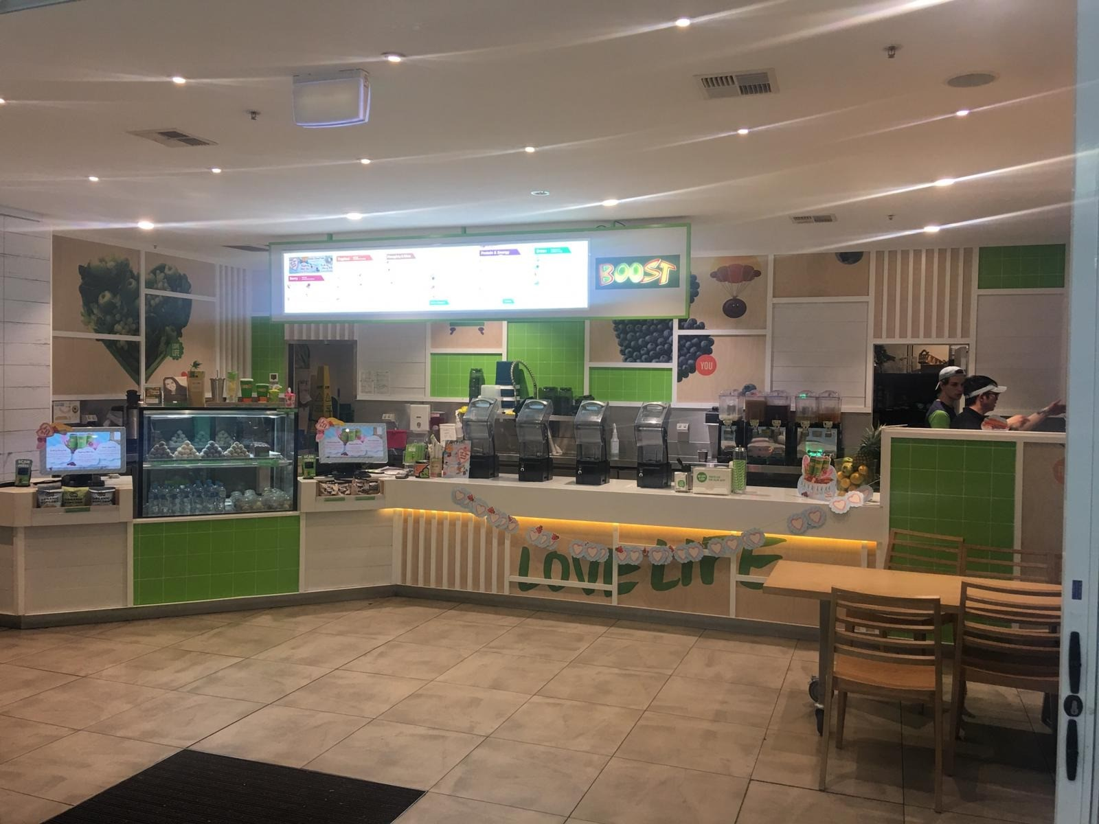 Royal Children's Hospital, VIC – Existing Store
