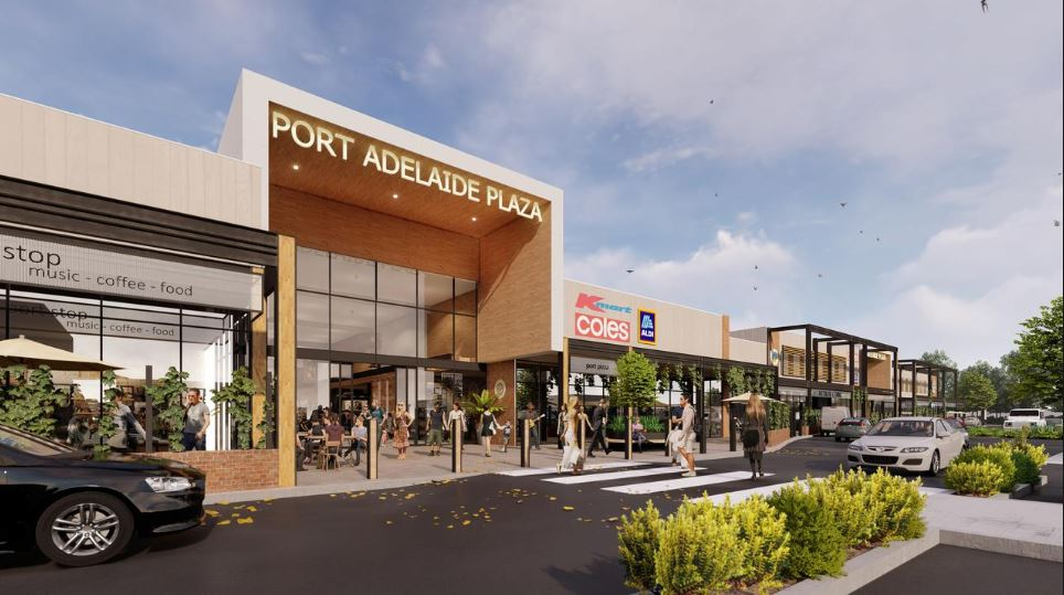 Port Adelaide Plaza, SA – Taking Expressions of Interest