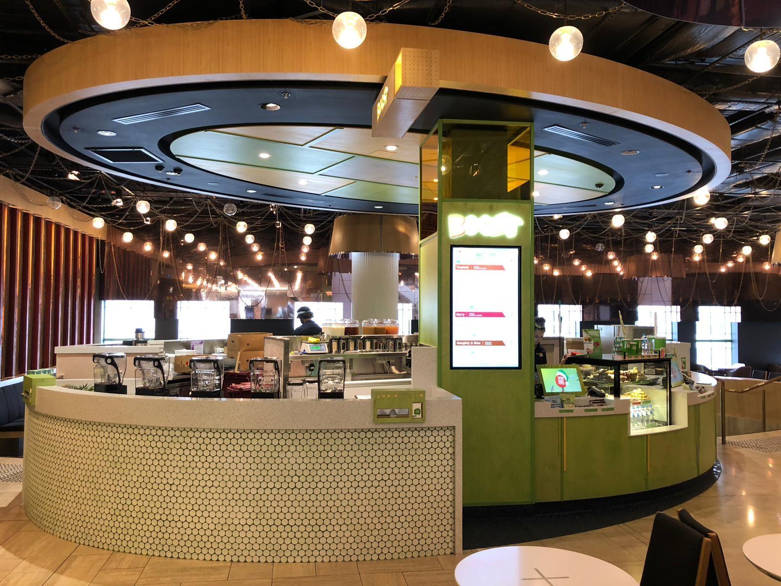 Emporium Melbourne, VIC – Existing Store.