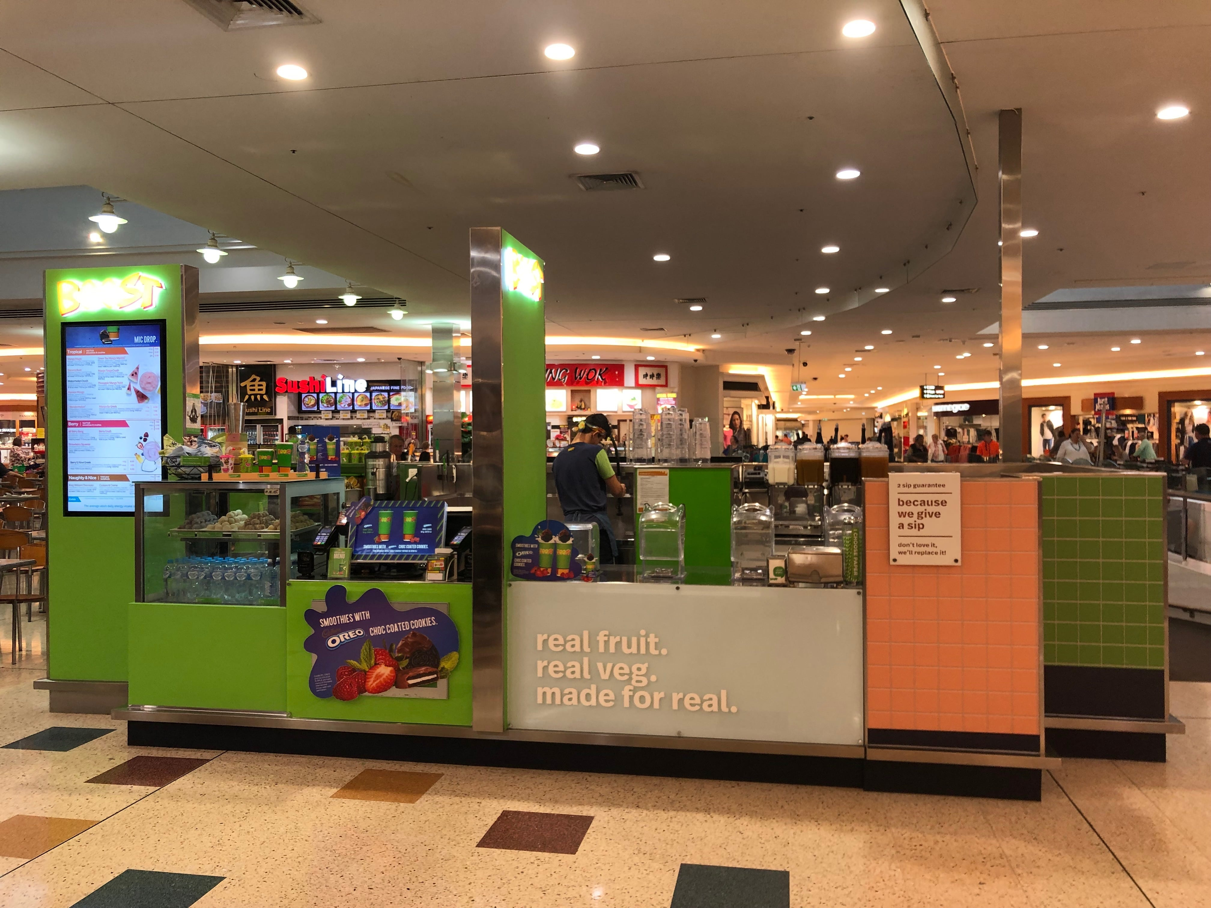 Capalaba Park, QLD – Existing Store