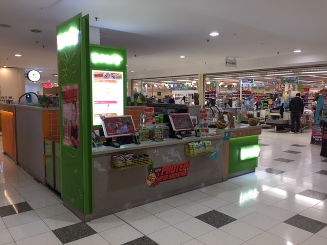 Waterford Plaza, WA– Existing Store.