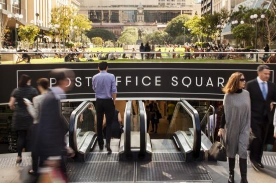 Post Office Square- Brisbane CBD, QLD