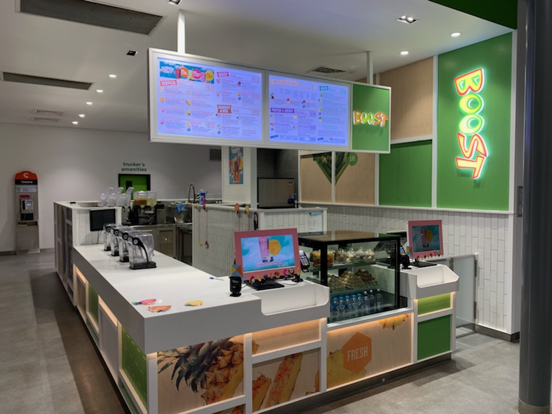 BP Coomera, QLD- Existing store