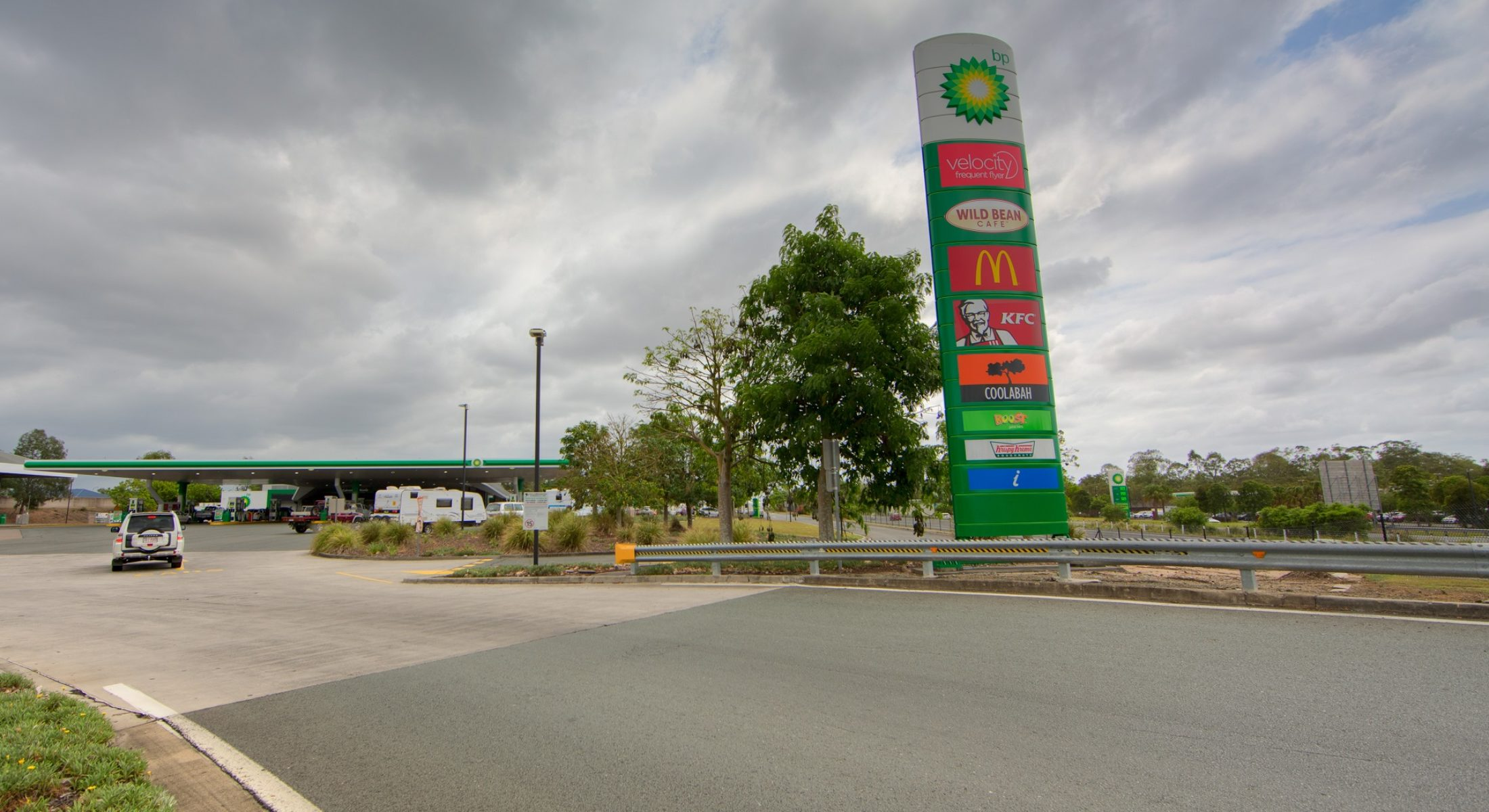 Caboolture BP Southbound, QLD