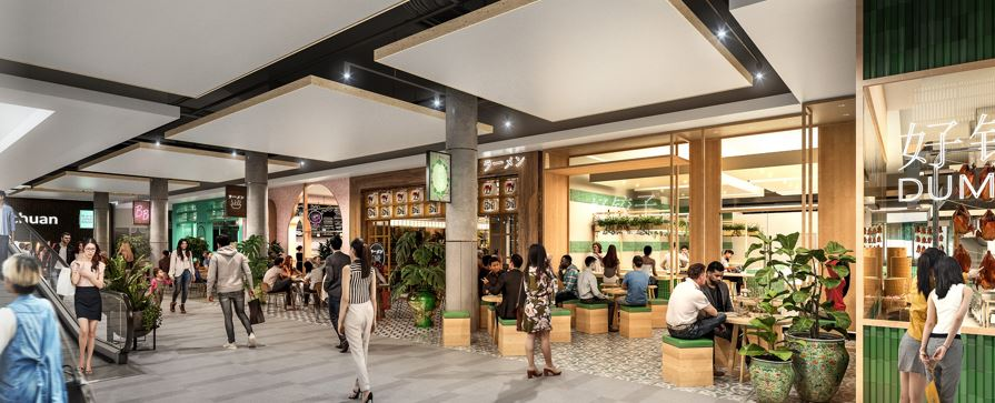 Taking expressions of interest for Box Hill Central, VIC
