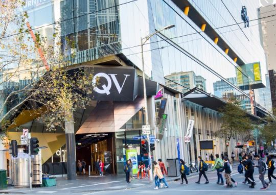 QV Melbourne, VIC – Taking expressions of interest!