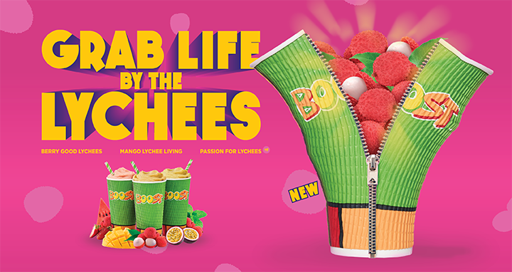 Grab Life By The Lychees!