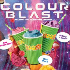 NEW Colour Blast Range!