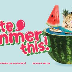 NEW Taste Summer This!